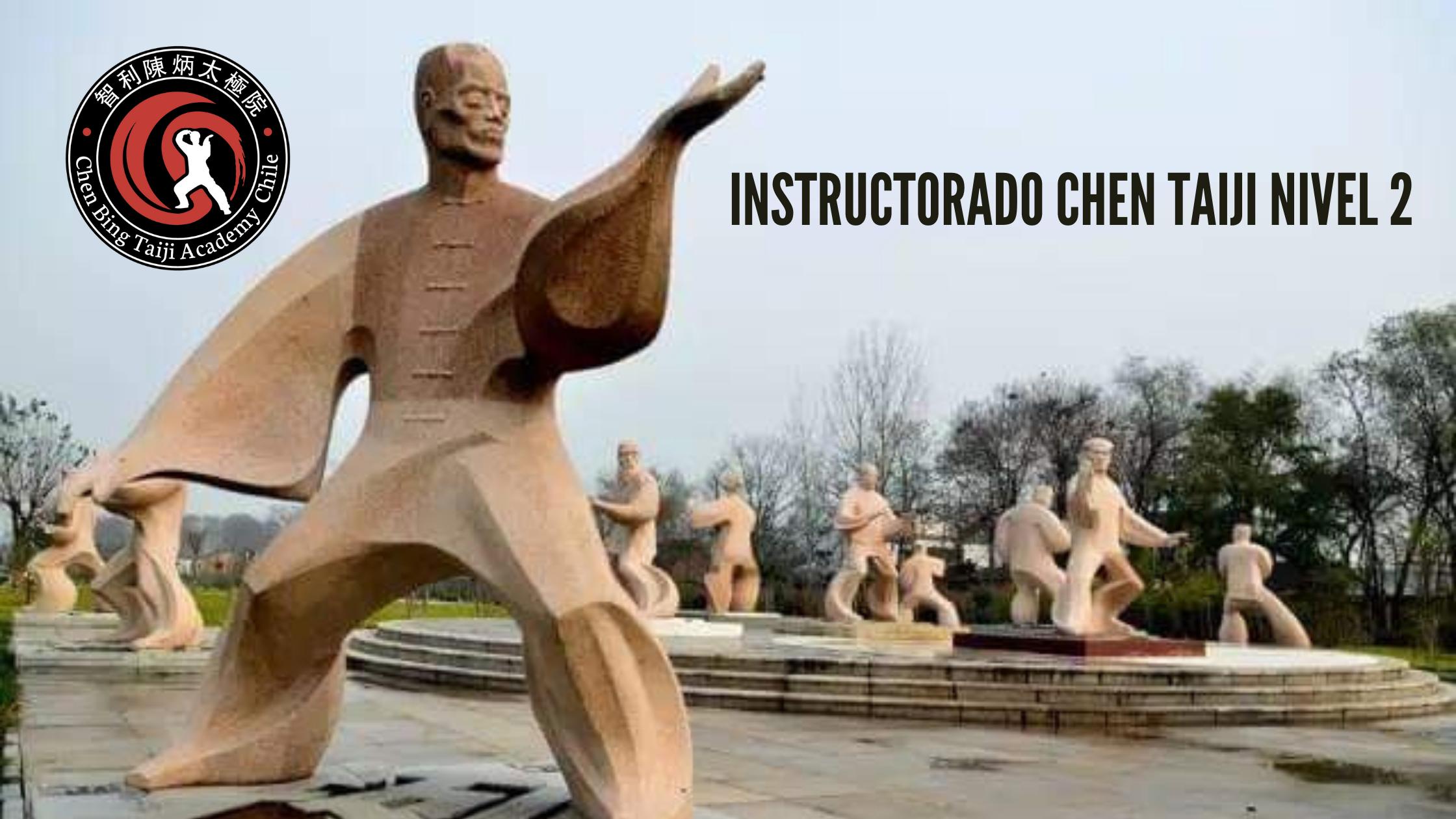 Instructorado Chen Taiji nivel 2